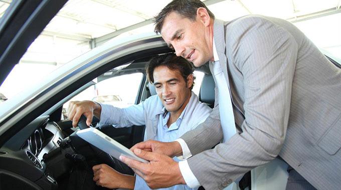 Desgravar el IVA al comprar un coche