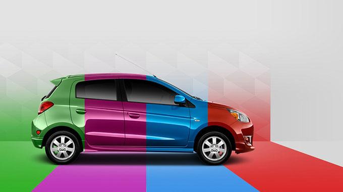 ¿Cuál es el principal color de los coches de segunda mano?