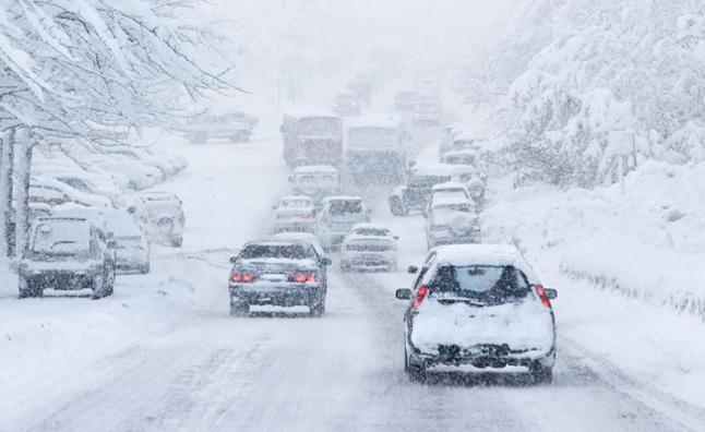 Conducción y cuidados del coche en invierno