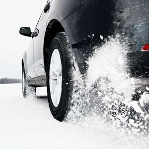 Neumáticos en nieve